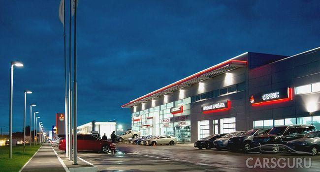 Mitsubishi предлагает скидки на запасные части для прохождения техобслуживания