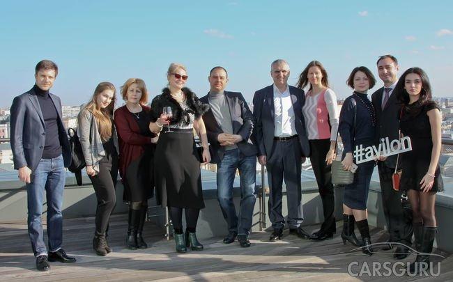 АВИЛОН «Мерседес-Бенц» провел культурный вечер