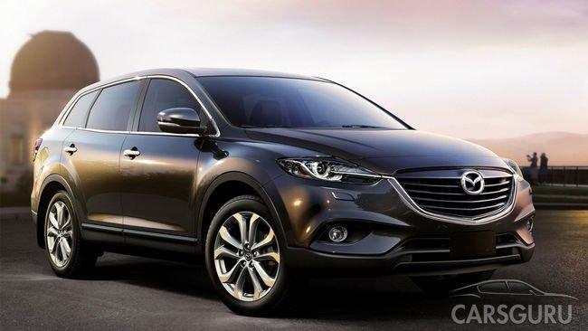 Обновленная Mazda CX-9 появится в России