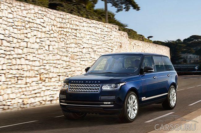Range Rover от 5 640 000 рублей в РОЛЬФ Ясенево!