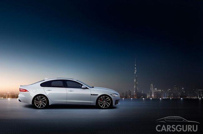 Новый Jaguar XF 2016 года с выгодой до 960 000 рублей в АВИЛОН