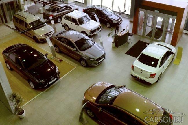 В России увеличивается рыночная доля отечественных автомобильных марок