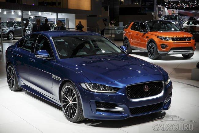 Обслуживание Jaguar и Land Rover стало доступнее