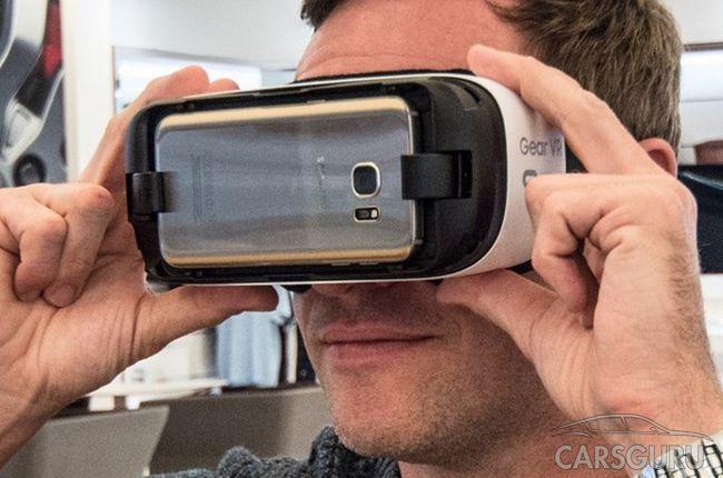 Загляните в будущее: модуль виртуальной реальности в АВИЛОН JLR!