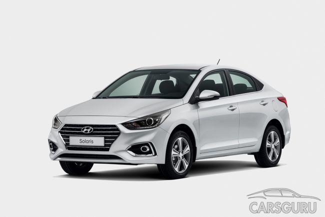 «Хендэ Мотор СНГ» объявляет об итогах продаж за март 2017 года