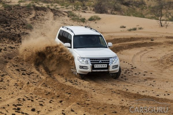 Ожидается возвращение Mitsubishi Pajero IV на рынок России