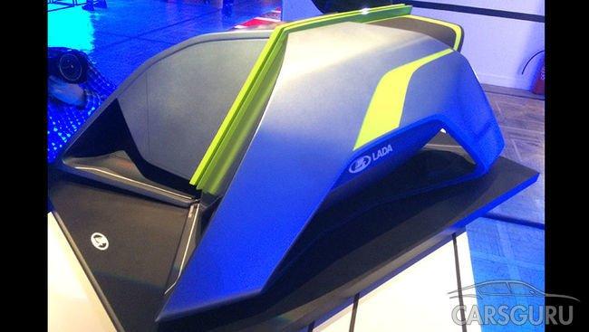 АвтоВАЗ показал, какими будут его автомобили к 2050 году