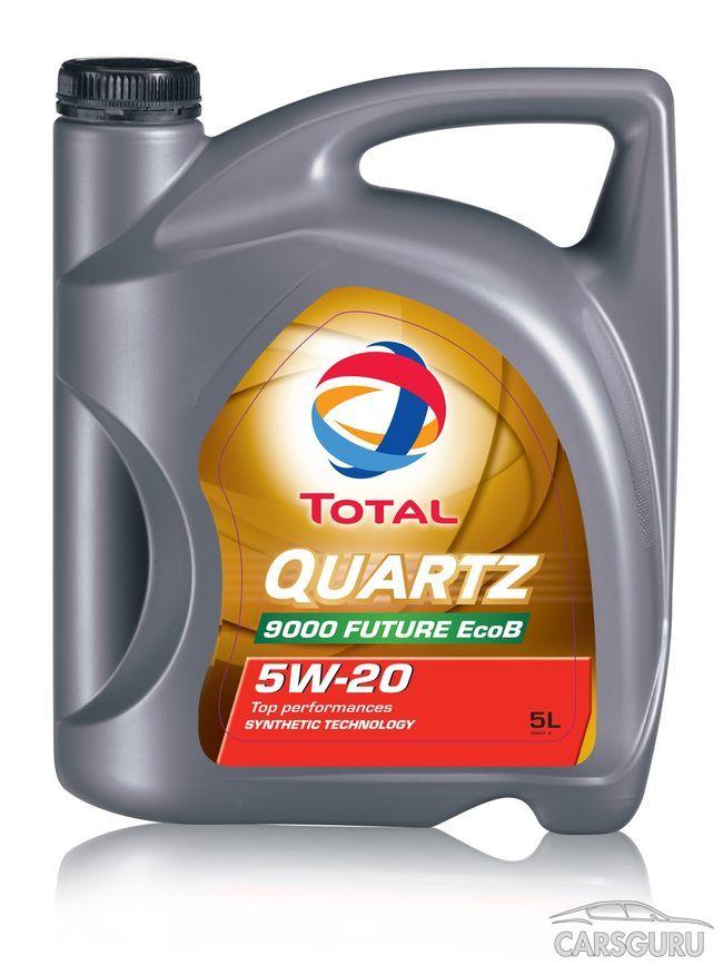 Новое моторное масло TOTAL QUARTZ позволяет сэкономить 3,55% топлива