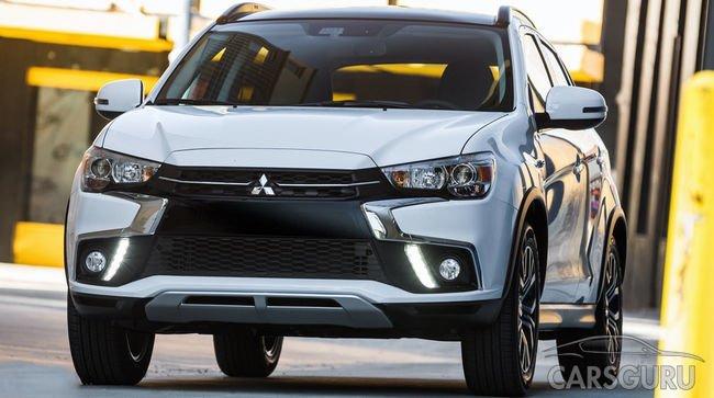 Обновленный Mitsubishi ASX вернется в Россию