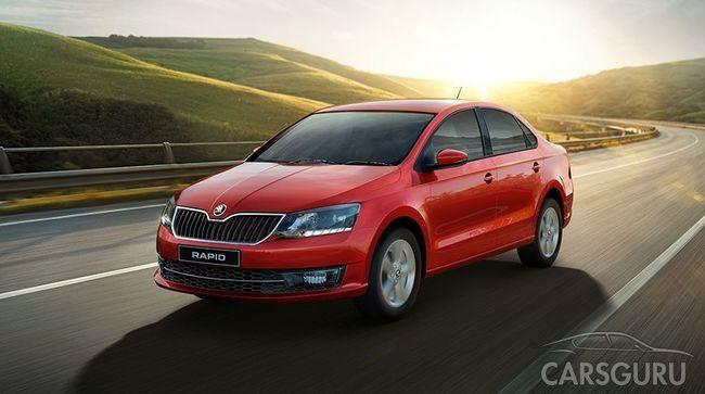 Skoda предлагает автомобилистам специальные акции