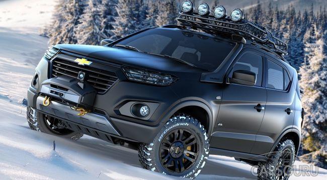 Стали известны новые подробности о Chevrolet Niva