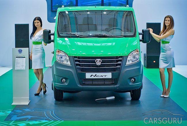 Самым ценным российским автобрендом признана ГАЗель