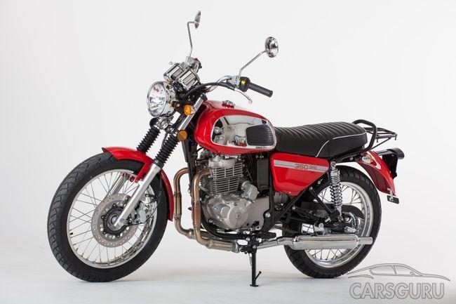 «Ява» выпустила новые мотоциклы
