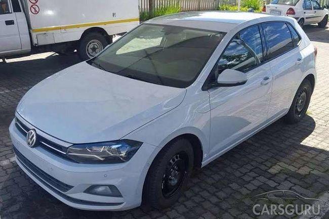 Появилось первое официальное видео нового Volkswagen Polo