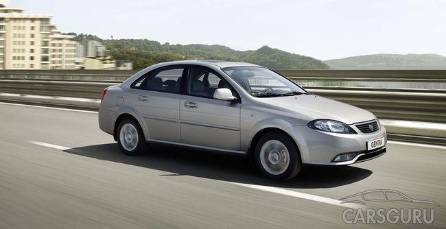 На автомобили Ravon резко упала цена в России