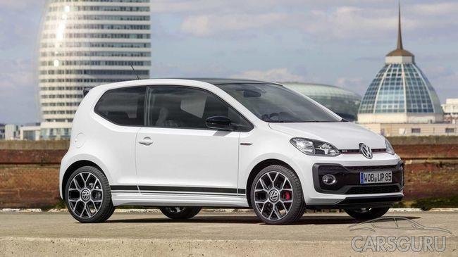 Volkswagen продемонстрировал самый доступный хэтчбек