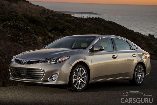 Toyota Avalon остается надежным автомобилем даже после 300 000 пройденных километров