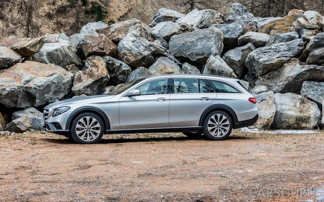 Mercedes-Benz представляет новый универсал