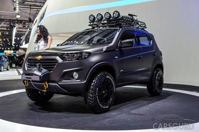 Выпуск обновленного Chevrolet Niva откладывается