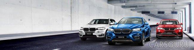 ПЕРВЫЕ. Победные условия на все BMW в РОЛЬФ-Премиум.
