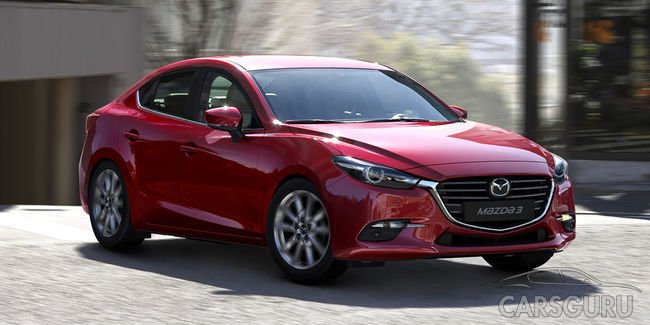 Mazda расширяет модельный ряд авто, производимых в РФ