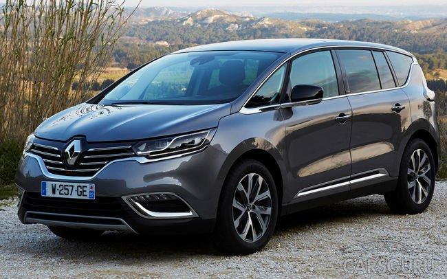 Renault Espace получит спортивный двигатель