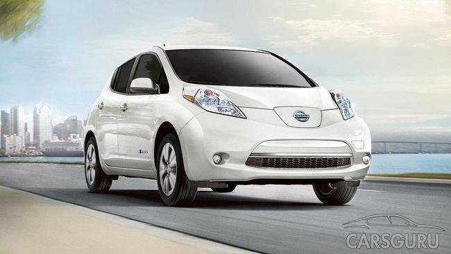 Nissan готовит к премьере новый автомобиль