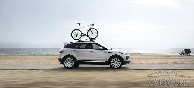 Майские условия на Range Rover Evoque в АВИЛОН