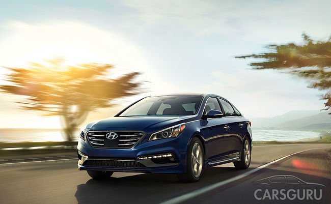 Объявлена дата старта продаж Hyundai Sonata в России