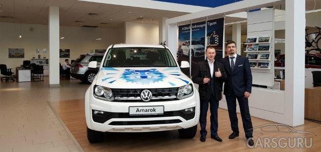 Volkswagen — победитель премии «Автомобиль года в России — 2017»