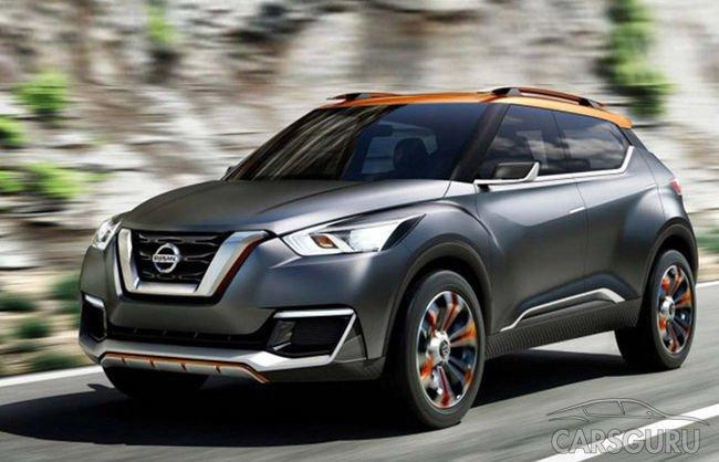 Стала известна дата выхода нового Nissan Juke