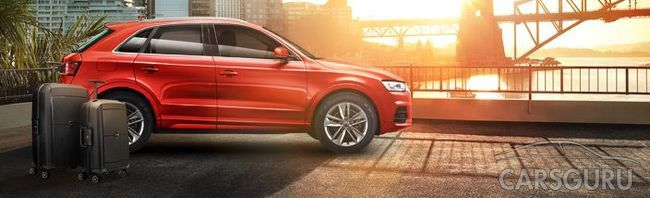 Май — идеальное время для покупки Audi Q3