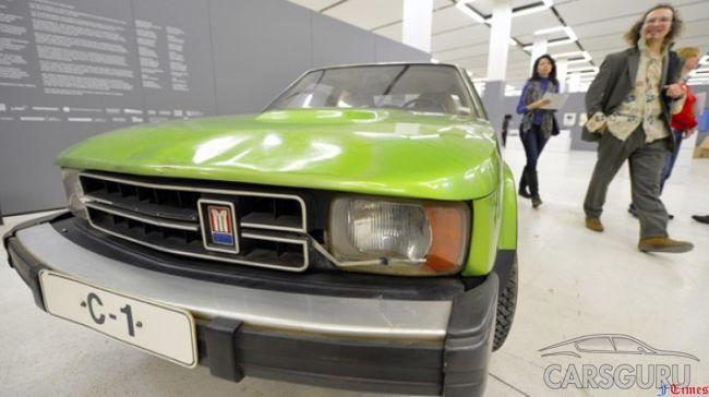 Volkswagen планирует возродить Москвич