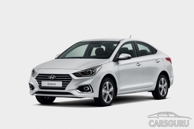 «Хендэ Мотор СНГ» объявляет об итогах продаж за апрель 2017 года