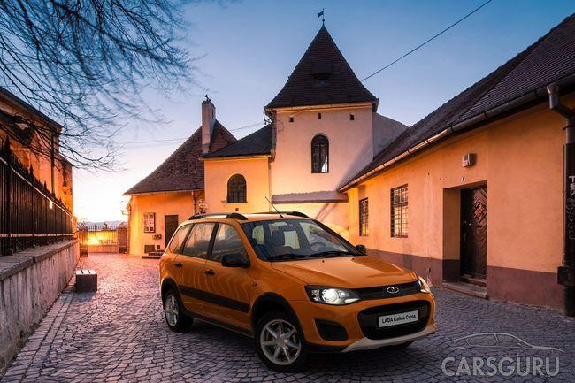 На рынке России дефицит автомобилей Lada