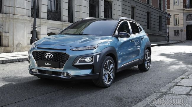 Автопроизводитель Hyundai раскрыл все детали нового кроссовера