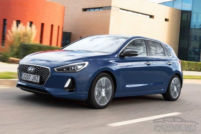 Новый Hyundai i30 появится в России в конце этого лета