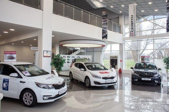 Отечественный рынок авто вырос на 15% за май