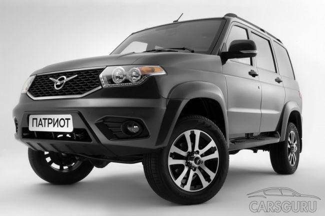 Производитель УАЗ снизил стоимость модели Патриот