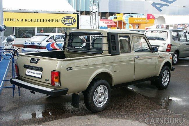 В Тольятти готовят к выпуску Lada Logo