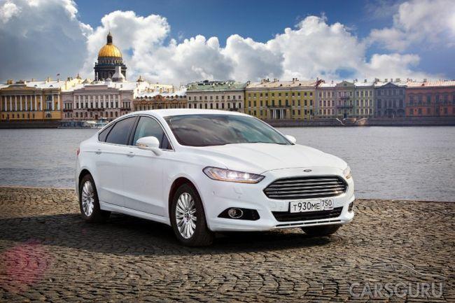 Ford Mondeo и Kuga доступны по условиям льготных кредитов