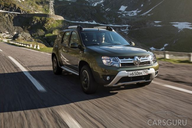 Автомобили Renault теперь можно дешевле взять в кредит