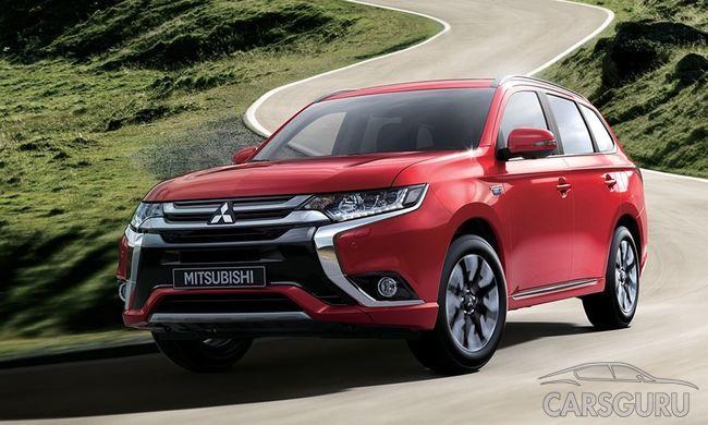 Стала известна стоимость Mitsubishi Outlander Keiko Edition