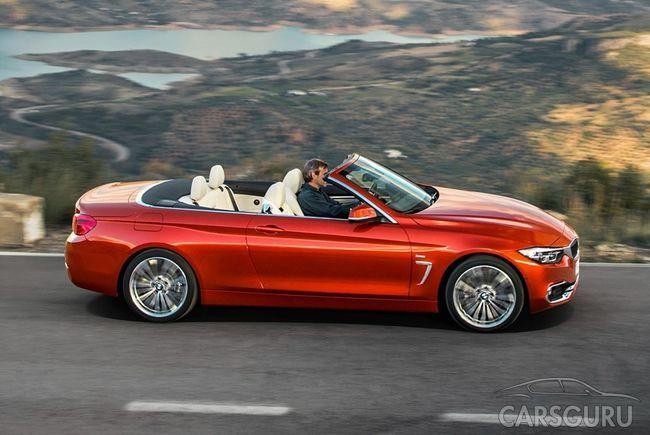 Кабриолеты BMW вновь появятся в России