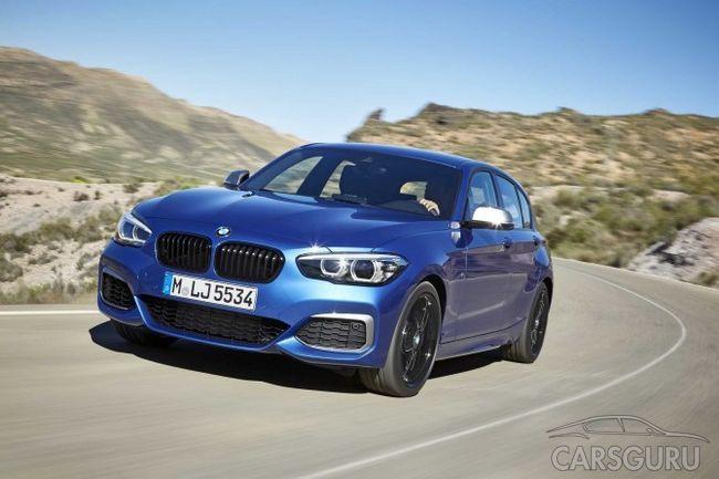 Стали известны цены на обновленные BMW 1 и 2 серий