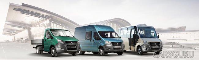ГАЗель-Next будет предлагаться с дизельным мотором