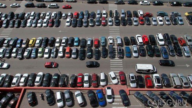 Российские автомобили завоевывают популярность на вторичном рынке
