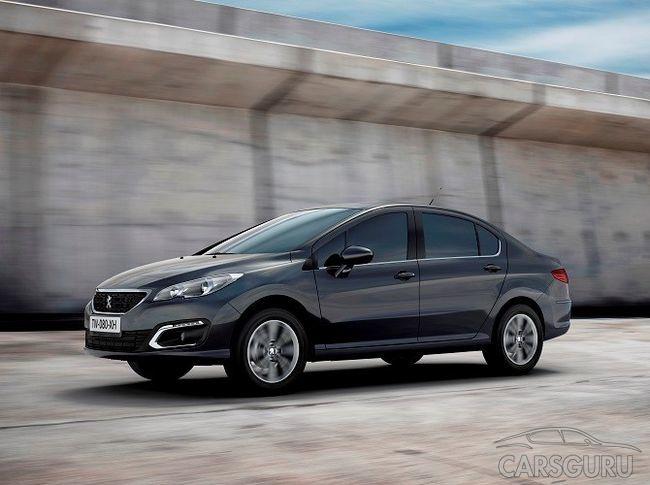 Стали известны цены нового Peugeot 408