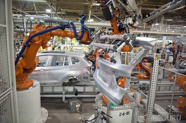 Производство BMW начнется на заводе GM в Санкт-Петербурге