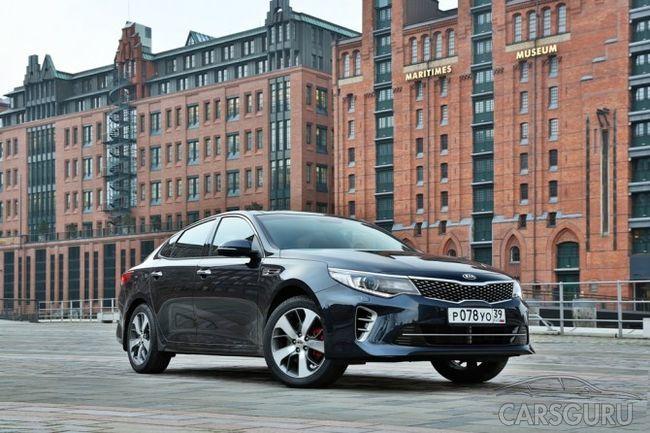 KIA, АвтоВАЗ и Volkswagen увеличивают уровень продаж